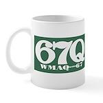 WMAQ Chicago '72 - Mug