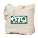 WMAQ Chicago '72 - Tote Bag