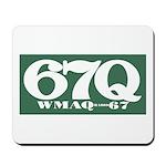 WMAQ Chicago '72 - Mousepad