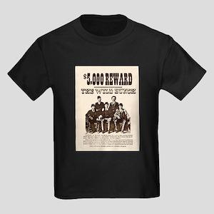 The Wild Bunch Kids Dark T-Shirt