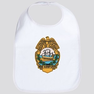 New Hampshire State Police Bib