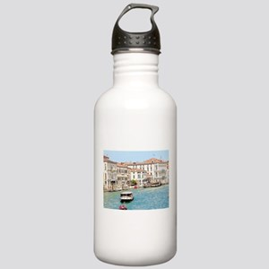 Transportation the Venice Way Water Bottle