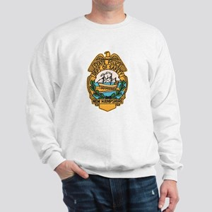 New Hampshire State Police Sweatshirt