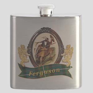 Ferguson Clan Flask
