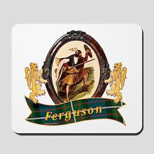 Ferguson Clan Mousepad