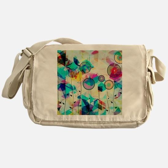 Cute Grunge Messenger Bag