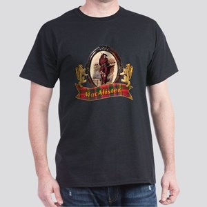 MacAlister Clan Dark T-Shirt