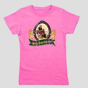 MacFarlane Clan Girl's Tee