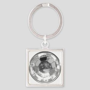 Crystal Diamond Gem Stone Keychains