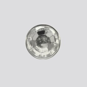 Crystal Diamond Gem Stone Mini Button