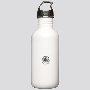 Crystal Diamond Gem Stone Water Bottle