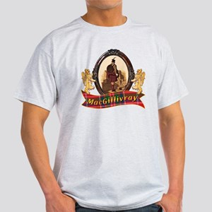 MacGillivray Clan Light T-Shirt
