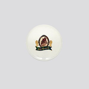 MacKenzie Clan Mini Button