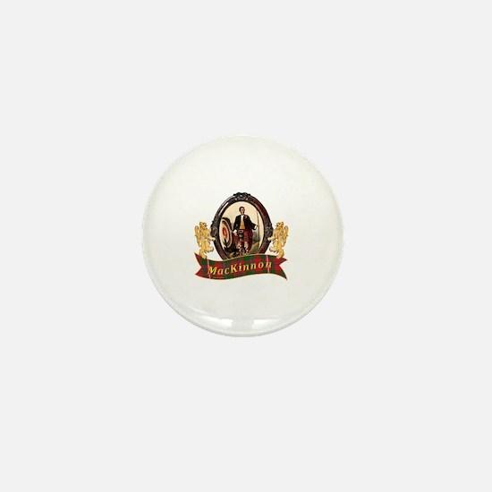 MacKinnon Clan Mini Button