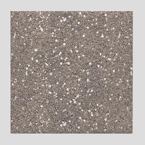 Taupe Brown Gray Sparkle Glitter Shiny Pattern Til