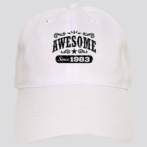 Awesome Since 1983 Cap