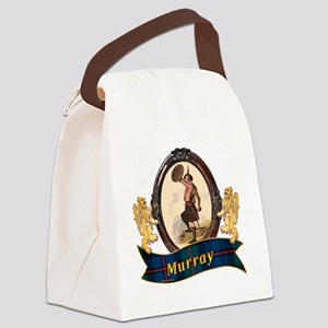 Murray Clan Canvas Lunch Bag