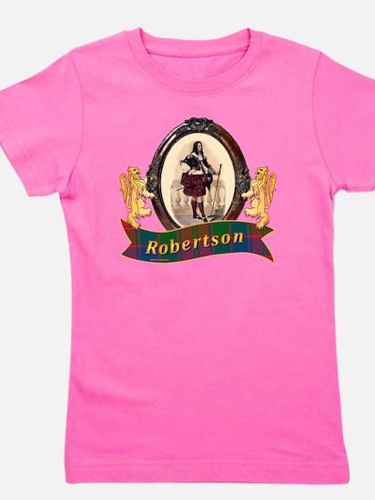 Robertson Clan Girl's Tee