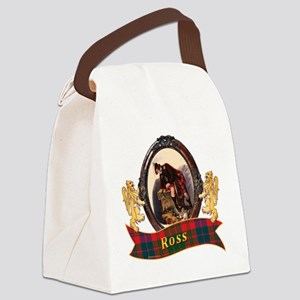 Ross Clan Canvas Lunch Bag