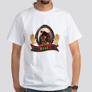 Ross Clan White T-Shirt