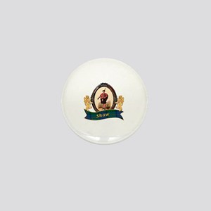 Shaw Clan Mini Button