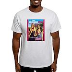 Simple Life Ash Grey T-Shirt