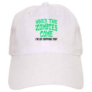 4e27dce08aa88 Zombie Hats - CafePress