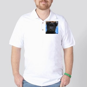 IcelandicSheepdog008 Golf Shirt