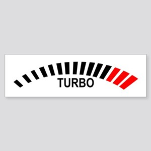 Turbo Bumper Sticker