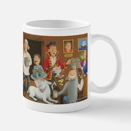 Pirate Party Mug
