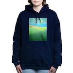 I Can See The Beach Women's Hooded Sweatshirt