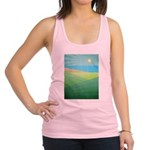 I Can See The Beach Racerback Tank Top