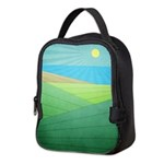 I Can See The Beach Neoprene Lunch Bag