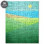I Can See The Beach Puzzle