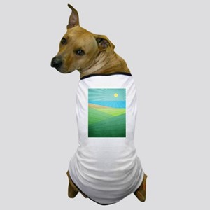 I Can See The Beach Dog T-Shirt