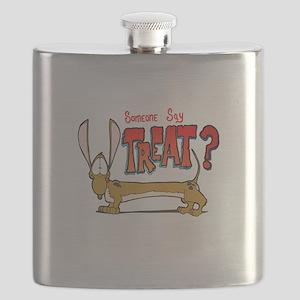 Doxy Treat Flask