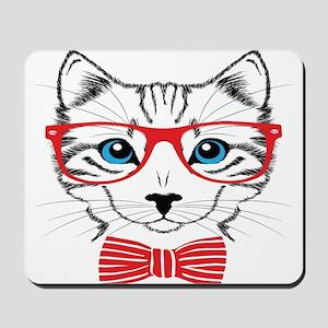 Stylish Cat Mousepad