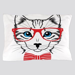 Stylish Cat Pillow Case
