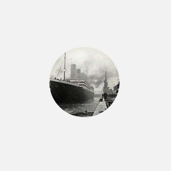 Funny Titanic Mini Button