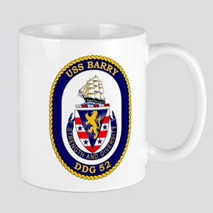 USS Barry DDG-52 Mugs