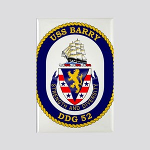 Uss Barry Ddg-52 Magnets