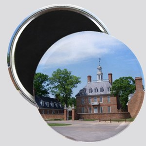 GOVORNORS PALACE COLONIAL WILLIAMSBURG Magnets