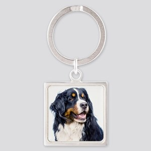 Bernese Mountain Dog Keychains