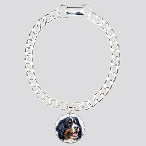 Bernese Mountain Dog Bracelet