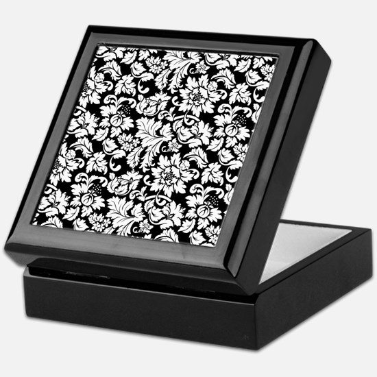 Cute Swirl Keepsake Box