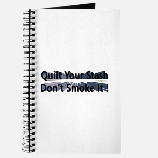 Quilt your stash Journal