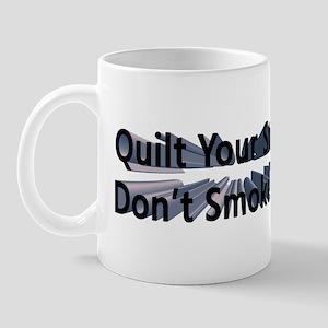 Quilt your stash Mug