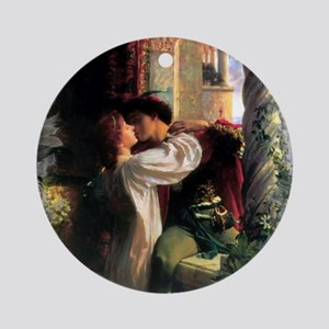 Romeo and Juliet Ornament (Round)