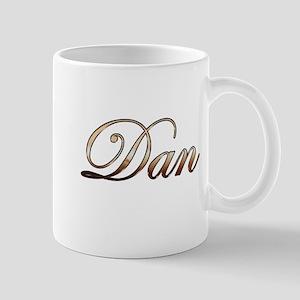Gold Dan Mugs