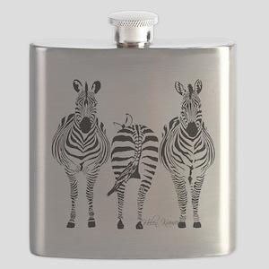 Zebra Power Flask
